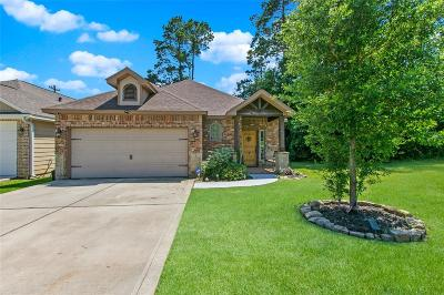 Conroe Single Family Home For Sale: 123 Moonspinner