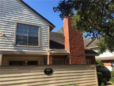 Houston Condo/Townhouse For Sale: 2211 S Kirkwood Road #3