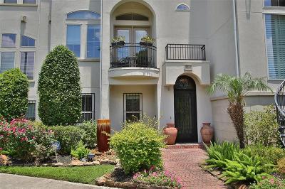 Condo/Townhouse For Sale: 1717 Ridgewood Street