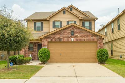 Houston Single Family Home For Sale: 2750 Oat Harvest Court