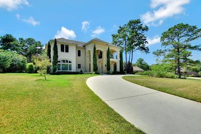 Montgomery Single Family Home For Sale: 68 La Jolla Circle