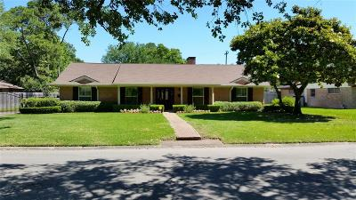 Houston Single Family Home For Sale: 7706 Oldhaven Street