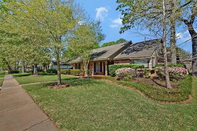 Harris County Single Family Home For Sale: 16431 Shady Elms Drive