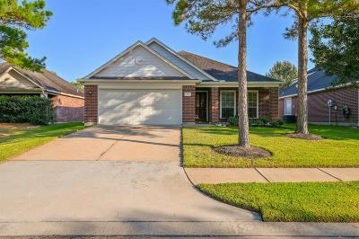Cypress Single Family Home For Sale: 15423 Court Amber Trail