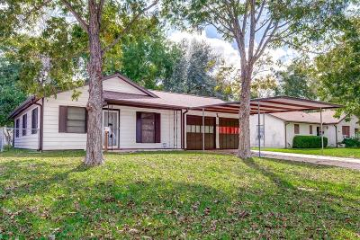 Houston Single Family Home For Sale: 10030 Santa Monica Boulevard