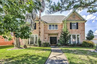 Pearland Single Family Home For Sale: 2112 Country Club Drive