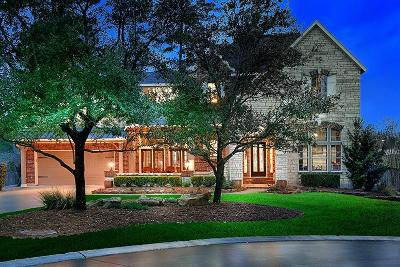 The Woodlands Single Family Home For Sale: 70 W Lansdowne Circle