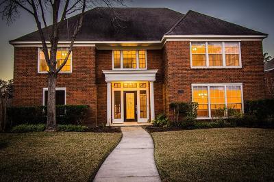 Sugar Land Single Family Home For Sale: 3909 Saint Michaels Court