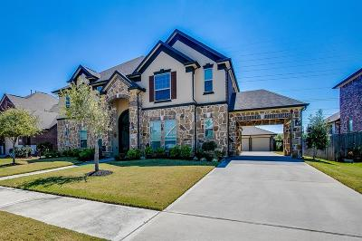 Riverstone Single Family Home For Sale: 5907 White River Pass Lane