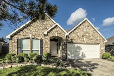 Rosenberg Single Family Home For Sale: 9002 Sorrell Hollow Lane