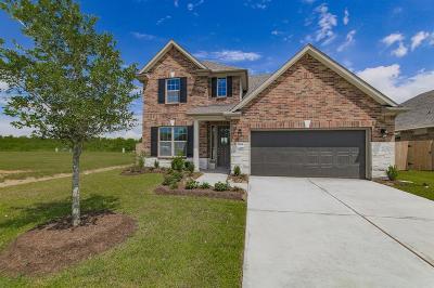 Manvel Single Family Home For Sale: 7526 Water Glen Lane