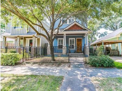 Houston Single Family Home For Sale: 618 W 21st Street