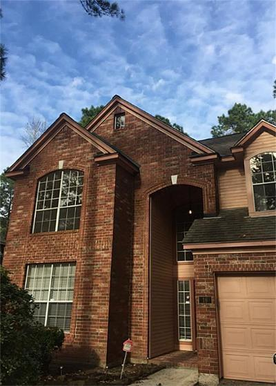 Spring Single Family Home For Sale: 16 Summer Morning Court