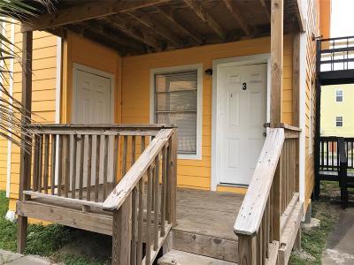 Galveston Rental For Rent: 2711 Avenue K #3