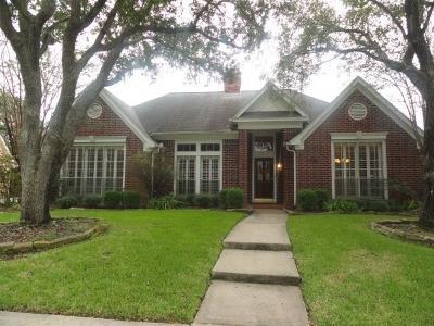 Pasadena Single Family Home For Sale: 4010 Raven River Drive