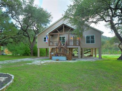Wimberley TX Single Family Home For Sale: $780,000