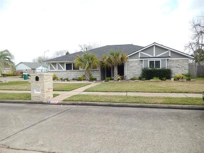 Pasadena Single Family Home For Sale: 3915 Willowview Drive