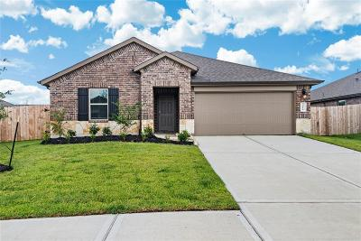 Baytown Single Family Home For Sale: 3014 Canadian Goose