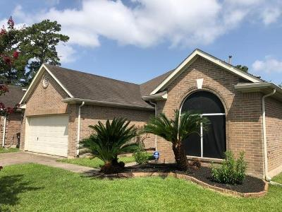 Spring Single Family Home For Sale: 2807 Fern Hill Drive