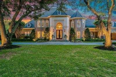 Sugar Land Single Family Home For Sale: 24 Saint Peters Walk
