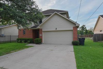 Harris County Rental For Rent: 8035 Dockal Road