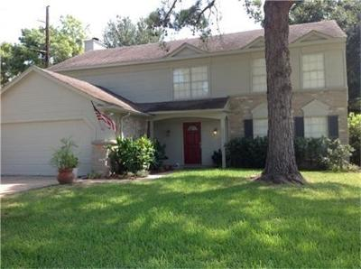 Galveston County, Harris County Single Family Home For Sale: 8502 Plum Lake Drive