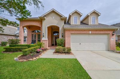 Katy TX Single Family Home For Sale: $317,500