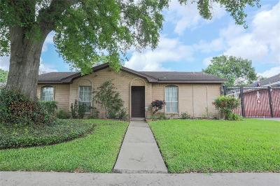 Houston Single Family Home For Sale: 8926 Grape Street