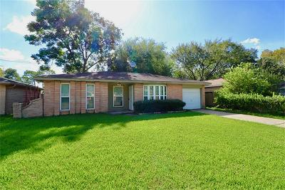 Friendswood Single Family Home For Sale: 17002 David Glen Drive