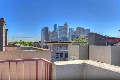 Houston Condo/Townhouse For Sale: 94 Drew Street #D