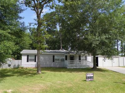 Magnolia Single Family Home For Sale: 31619 Bryan Street