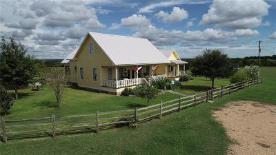 Farm & Ranch For Sale: 3303 Mayer Cemetary Road