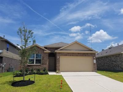 Conroe Single Family Home Pending Continue to Show: 11414 Green Cay