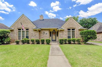 Sugar Land Single Family Home For Sale: 2322 Randons Bell Drive