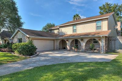 Friendswood Single Family Home For Sale: 418 Cottonwood Drive