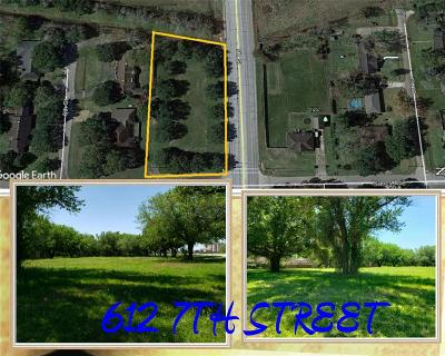 Bay City Residential Lots & Land For Sale: 612 7th Street