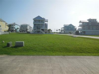 Galveston Residential Lots & Land For Sale: 3802 Conch