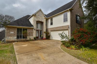 Sugar Land Single Family Home For Sale: 13606 Schumann Trail
