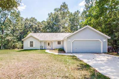 Single Family Home For Sale: 1015 Chickasaw Drive