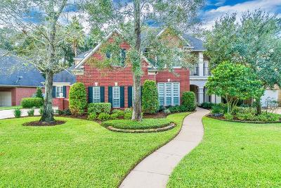Cinco Ranch Single Family Home For Sale: 22615 Arbor Stream Drive