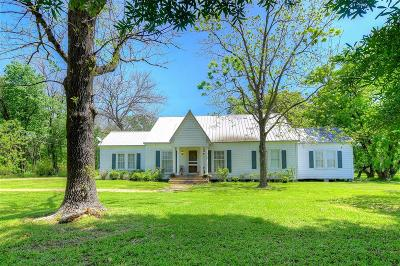 Baytown Single Family Home For Sale: 7924 Bayway Drive