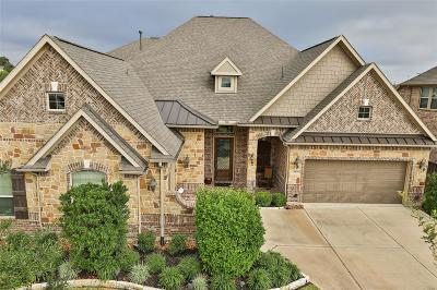 Tomball Single Family Home For Sale: 13826 Arcott Bend Drive