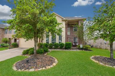 Tomball Single Family Home For Sale: 22523 Windbourne Drive