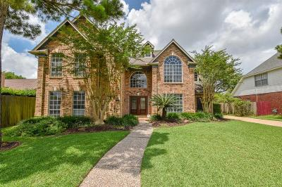 Galveston County, Harris County Single Family Home For Sale: 2142 Gentryside Drive
