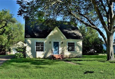 Wharton TX Single Family Home For Sale: $165,000