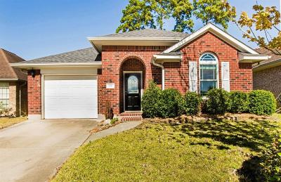 Conroe Single Family Home For Sale: 906 Chase Court