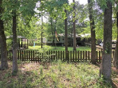 Conroe Farm & Ranch For Sale: 18404 Old Houston Road