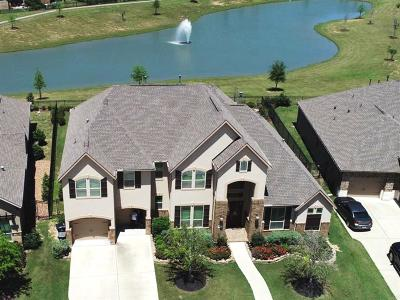 Richmond Single Family Home For Sale: 24010 Porte Toscana Lane
