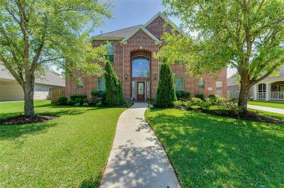 Richmond Single Family Home For Sale: 21223 Winding Path Way