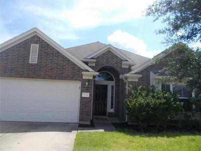 Rosenberg Single Family Home For Sale: 3134 Dogwood Knoll Trail
